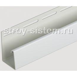 J-профиль для фасадных панелей Docke агатовый 3000 мм