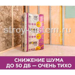 Утеплитель Isover Шумка 1000х610х50 мм, 10 шт. в упаковке