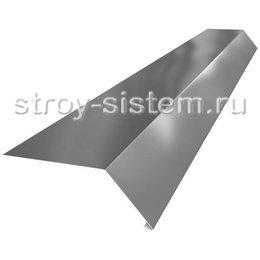 Планка карнизная 100х65 мм оцинкованный