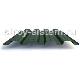 Профнастил Н60 0,7 мм RAL 6005 зеленый мох