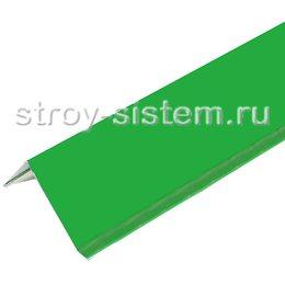 Планка торцевая 95х120 мм Ral 6002