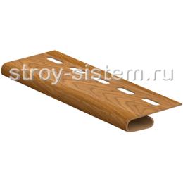 Планка завершающая Timberblock пихта кавказская 3050 мм