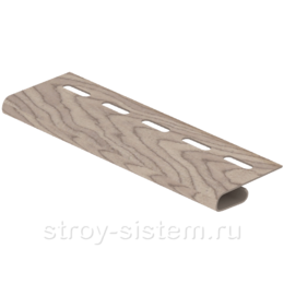 Планка завершающая Timberblock пихта сахалинская 3050 мм