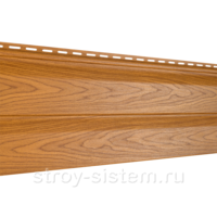 Виниловый сайдинг Timberblock пихта кавказская 230х3050 мм