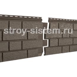 Фасадные панели Stone House S-Lock клинкер бежевый 1950х292 мм