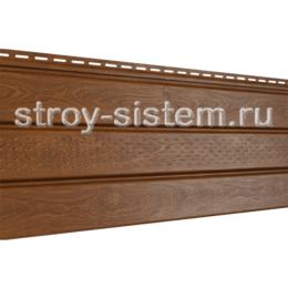 Софит PRO Ю-пласт с частичной перфорацией дуб золотой 3000x300 мм