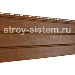 Софит PRO Ю-пласт без перфорации дуб золотой 3000x300 мм
