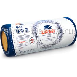 Теплоизоляция Ursa Geo M-25 9000х1200х50 рулон