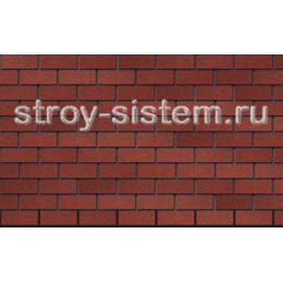 Фасадная плитка Docke Premium Brick Клубника