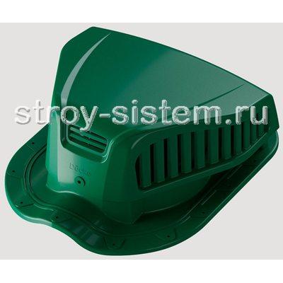 Аэратор точечный Docke Pie Monterrey для металлочерепицы зеленый