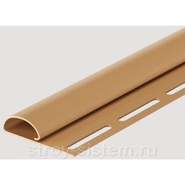 Финишный профиль Docke Premium Карамель 3000 мм