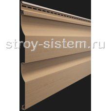 Виниловый сайдинг Docke Premium D4.5D Капучино