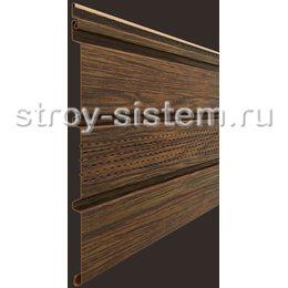 Софит Docke Lux Фундук с центральной перфорацией 3050х305 мм виниловый