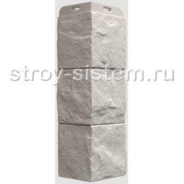 Угол наружный Docke Fels Камень Артик 425 мм
