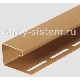 J-профиль Docke Premium Карамель 3000 мм