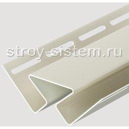 Внутренний угол Docke Premium Сливки 3000 мм