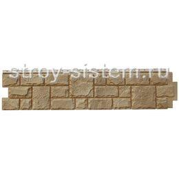 Фасадная панель Grand Line GL Я-фасад Екатерининский камень песок