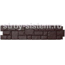 Фасадная панель Grand Line GL Я-фасад Екатерининский камень арабика