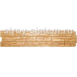 Фасадная панель Grand Line GL Я-фасад крымский сланец песок