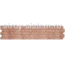 Фасадная панель Grand Line GL Я-фасад Демидовский кирпич бронза