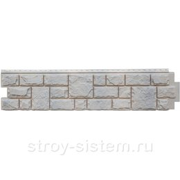 Фасадная панель Grand Line GL Я-фасад Екатерининский камень железо