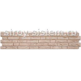 Фасадная панель Grand Line GL Я-фасад Демидовский кирпич янтарь