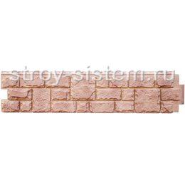 Фасадная панель Grand Line GL Я-фасад Екатерининский камень бронза