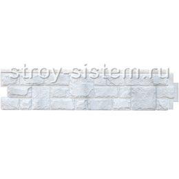Фасадная панель Grand Line GL Я-фасад Екатерининский камень серебро