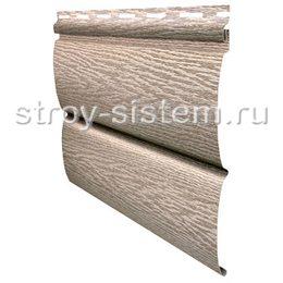 Виниловый сайдинг Timberblock ясень беленый 3400x230 мм