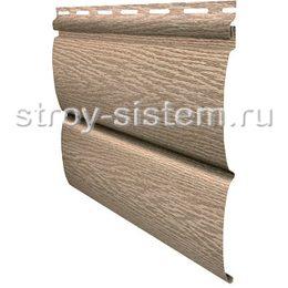 Виниловый сайдинг Timberblock ясень золотистый 3400x230 мм