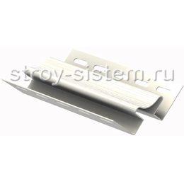 Угол внутренний Ю-пласт белый 3050 мм