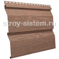 Виниловый сайдинг Тимберблок кедр натуральный 3050x230 мм
