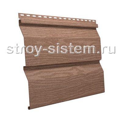 Виниловый сайдинг Timberblock кедр натуральный 3050x230 мм