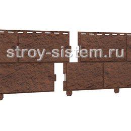 Фасадные панели Stone House камень жженый 3025х225 мм
