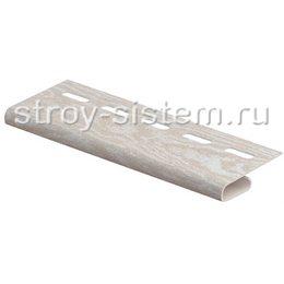 Планка завершающая Timberblock кедр полярный 3050 мм