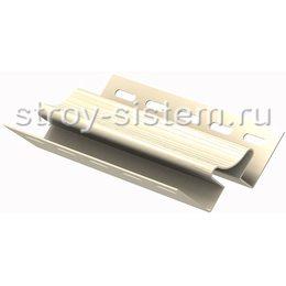 Угол внутренний Ю-пласт ванильный 3050 мм