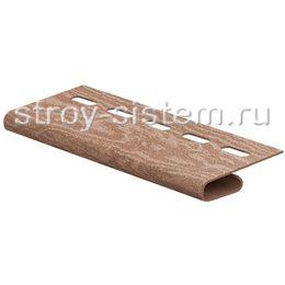 Планка завершающая Timberblock кедр натуральный 3050 мм