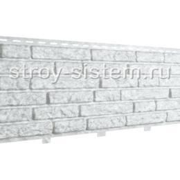 Фасадные панели Stone House Кварцит светло-серый 2000х250 мм