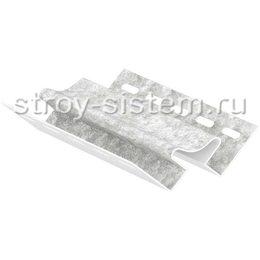 Угол внутренний Stone House кварцит светло-серый 3050 мм