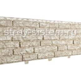 Фасадные панели Stone House Кварцит светло-бежевый 2000х250 мм