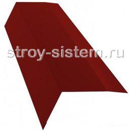 Планка карнизная RAL 3011 100х65 мм