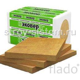 Базальтовая плита ЭКОВЕР Лайт-35 1000x600x100 в упаковке 6 шт.