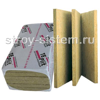 Базальтовая теплоизоляция Теплит Вент Стандарт 1000x500x100 в упаковке 4 шт.