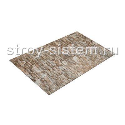 Плоский стальной лист 0,45 мм Printech Камень