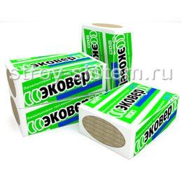 Базальтовая плита ЭКОВЕР ВЕНТ-ФАСАД 1000x600x100 в упаковке 4 шт.