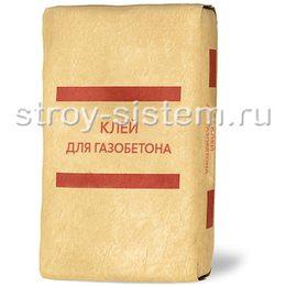 Клей для газобетона, 25 кг