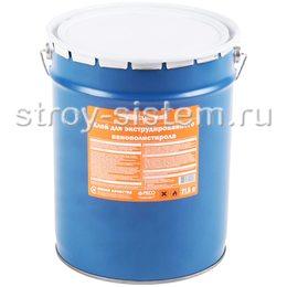 Клей для ЭПП XPS и пенопласта Битумаст, металлическое ведро, 21,5 л