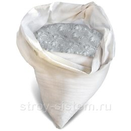 Фиброволокно полипропиленовое, длина 12 мм, 1 кг