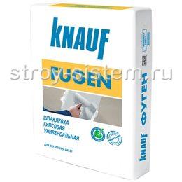 Шпаклевка гипсовая Knauf Fugen, универсальная, 10 кг