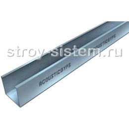 Профиль перегородочный стоечный АкустикГипс ПС 50х50